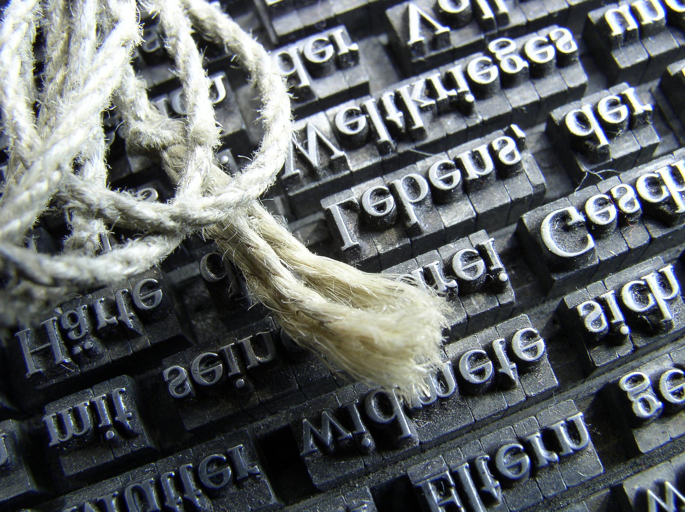 Gratisschriften für den PC (Bild: wilhei  / pixelio.de, http://www.pixelio.de/media/17607)