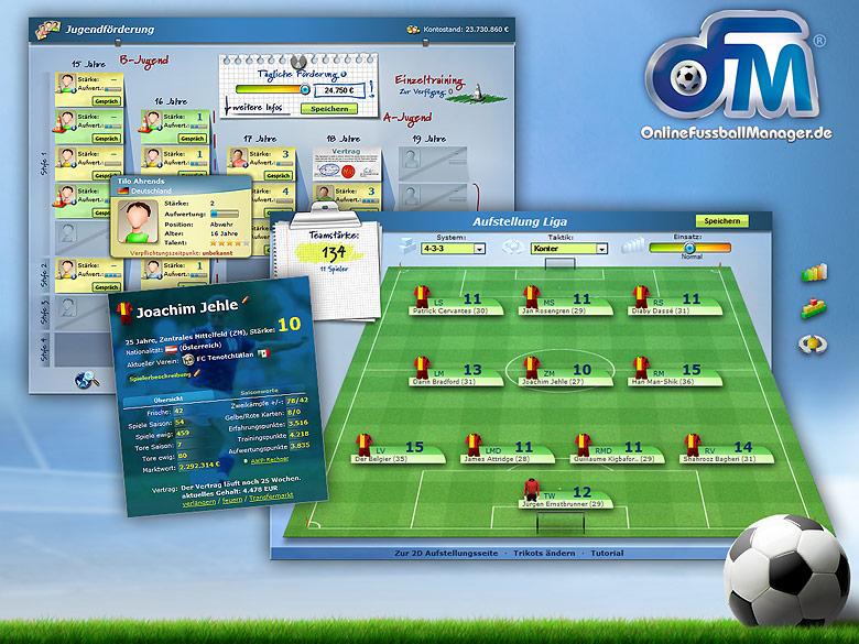 fussball manager online spielen kostenlos