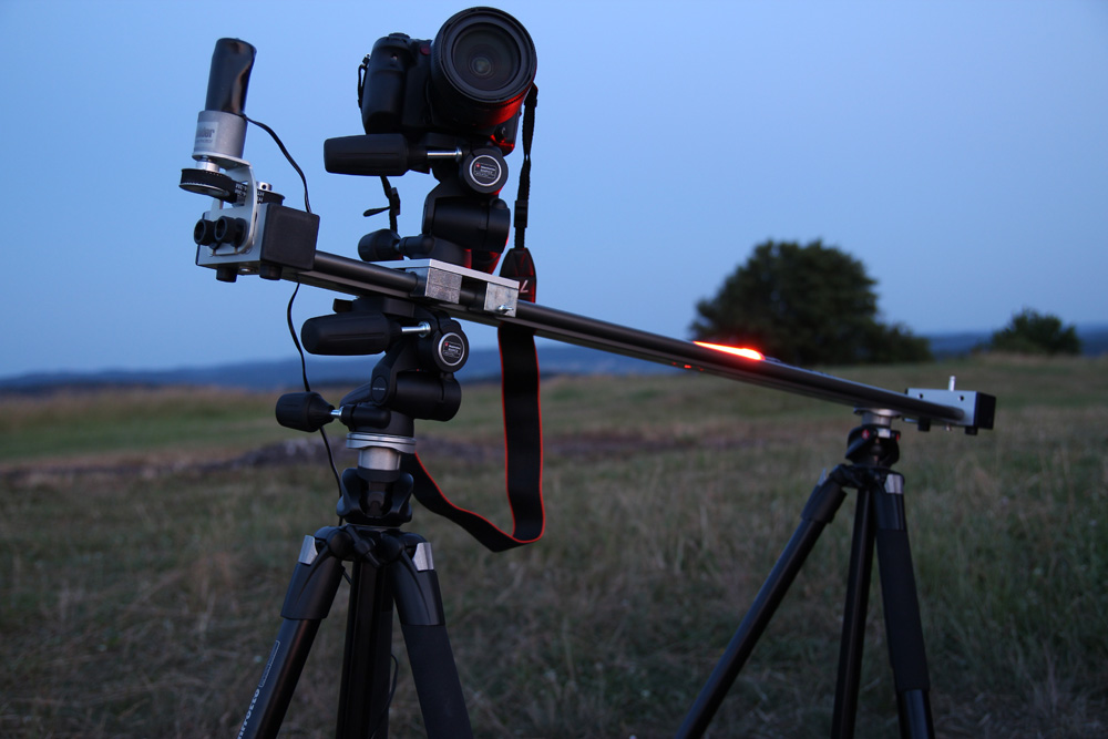 Timelapse-Equipment (Bild: timelapse-movie.de)